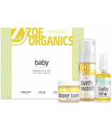 Zoe Organics Baby Essentials Set