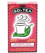SD's Tea Cranberry Twist