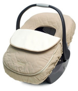 JJ Cole Car Seat Cover Khaki