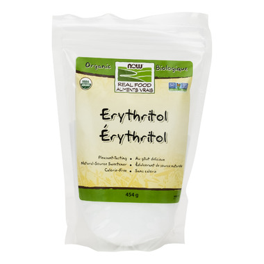 NOW Foods Organic Erythritol