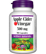 Webber Naturals Apple Cider Vinegar