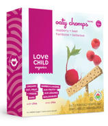 Love Child Organics Beets & Raspberry Oat Chomps