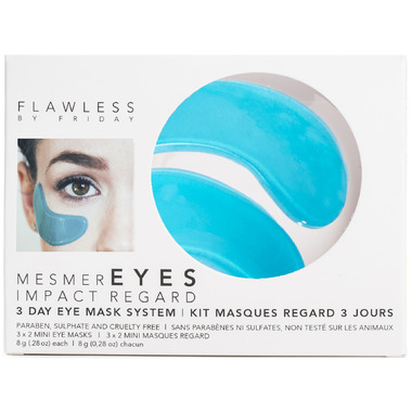 Flawless by Friday Mesmereyes 3 Day Eye Mask System