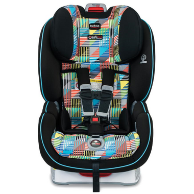 Britax Boulevard Clicktight Convertible Car Seat Vector