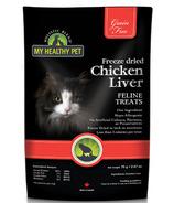 Holistic Blend My Healthy Pet Freeze Dried Chicken Liver Feline Treats