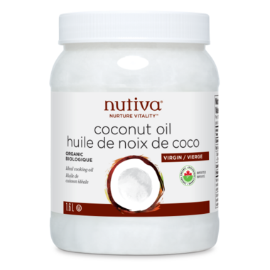 Nutiva Organic Virgin Coconut Oil