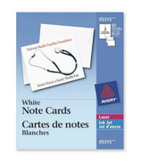 Avery Note Cards With Envelopes
