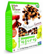 Made In Nature Organic Apple Cinnamon Fusion Fruit Snacks