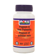 NOW Foods Pygeum & Saw Palmetto