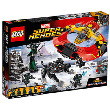 LEGO Super Heros Thor The Ultimate Battle for Asgard