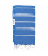 Lualoha Turkish Towel Classic Azure