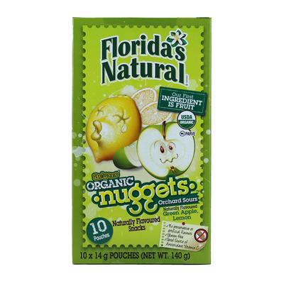 Florida S Natural Fruit Nuggets Discontinued