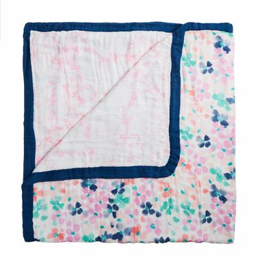 aden + anais Bamboo Silky Soft Dream Blanket Festival Mosaic