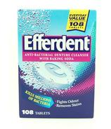 Efferdent Tablets