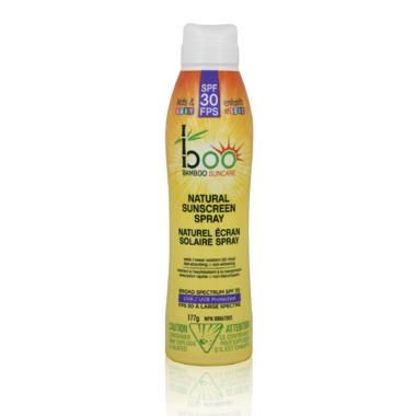 Boo Bamboo Baby & Kids Natural Sunscreen Spray