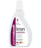 Prairie Naturals Liquid Iron Solution