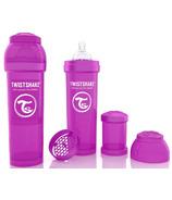 Twistshake Anti-Colic 330ml Bottle Purple