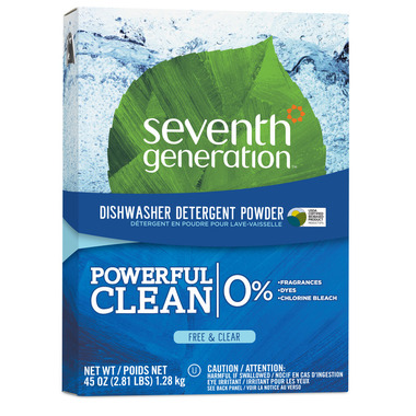Seventh Generation Automatic Dishwasher Powder
