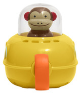 Skip Hop Zoo Pull & Go Submarine Monkey