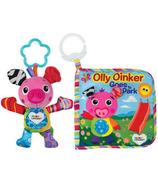 Lamaze Olly Oinker Gift Set