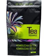 Tea Squared Kombucha Detox Tea