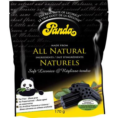 Panda licorice ingredients