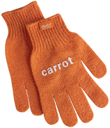 Skrub'a Scrubbing Gloves for Carrots