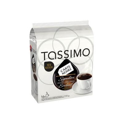 buy tassimo carte noire signature roast 14 t discs online in canada free ship 29. Black Bedroom Furniture Sets. Home Design Ideas