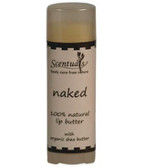 Scentuals Naked 100% Natural Lip Conditioner