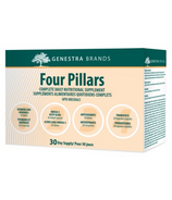 Genestra Four Pillars Complete Daily Nutritional Supplement
