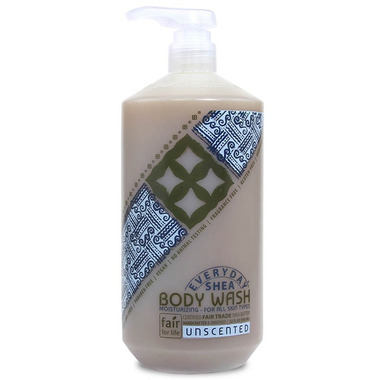 Alaffia EveryDay Shea Moisturizing Body Wash