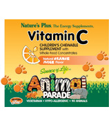 Nature's Plus Animal Parade Children's Chewable Vitamin C