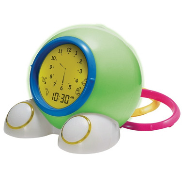 Onaroo Teach Me Time! Talking Alarm Clock & Night-Light