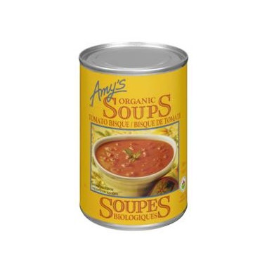 Amy\'s Organic Tomato Bisque Soup