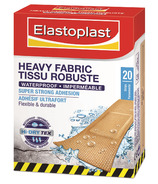 Elastoplast Heavy Fabric Waterproof Bandages