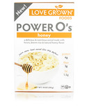 Love Grown Foods Power O's Honey