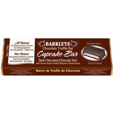 Barkley\'s All Natural Cupcake Chocolate Bar