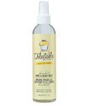 Be Delectable Lemon & Cream Decadent Hair & Body Mist