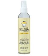 Be Delectable Lemon & Cream Decadent Hair & Body Mist