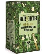 Heath & Heather Organic Imperial Matcha Green Tea