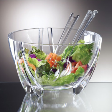 Prodyne Salad Bowl and Servers