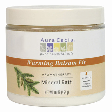 Aura Cacia Aromatherapy Warming Bath Soak