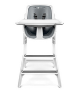 4moms High Chair White & Grey
