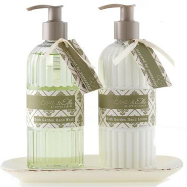 Buy Eva Ella Hand Wash Lotion Caddy Set At: hand wash and lotion caddy