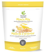 First Food Organics Banana Munch Mix