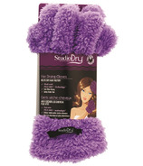Upper Canada Hair Drying Gloves Purple