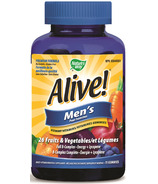 Nature's Way Alive Men's Gummy Vitamins