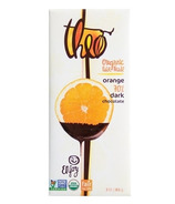 Theo Organic & Fair Trade Orange Dark Chocolate