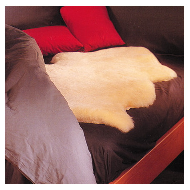 Drive Medical Sheepskin Bed Overlay