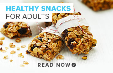 Healthy Snacks for Adults